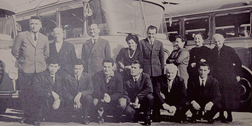 """I primi """"pionieri"""" della V.I.T.A. S.p.A."""