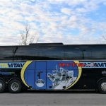 Van Hool Astron TX17 – LUXURY – Skyway