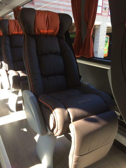 IRIZAR M320 - sedile singolo