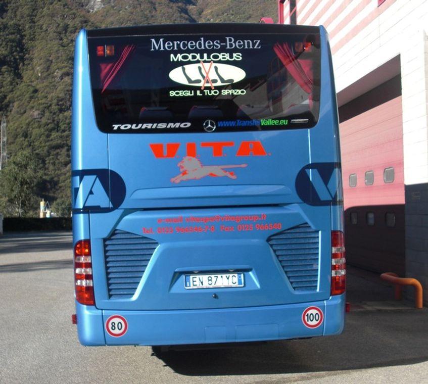 Mercedes Tourismo RHD
